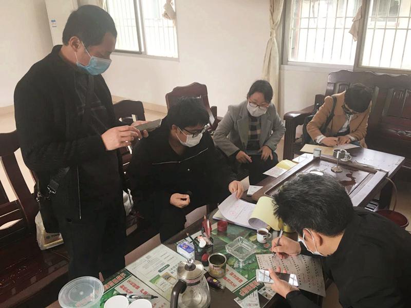 仙游:多措并举加强疫情期间农产品质量安全